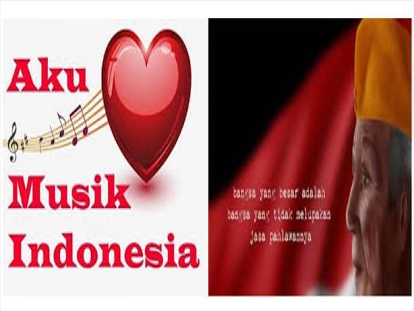 Foto Lirik dan Kunci Nada / Notasi Musik Lagu Nasional Bangun Bangsaku - B Sitompul