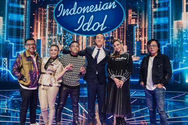 Gambar Ini Ekspresi para Juri Indonesian Idol 2020 - 2021 Menyambut Musim Kesebelas
