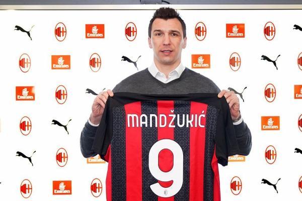 Gambar Target Lolos Liga Champions Eropa Musim Depan, Ini Rekrutan Anyar AC Milan pada Bursa Transfer Januari 2021