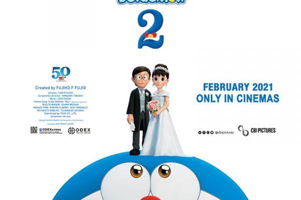 Gambar Film Stand by Me Doraemon 2 Segera Tayang di Indonesia 19 Februari 2021, Ini Trailer dan Alur Ceritanya