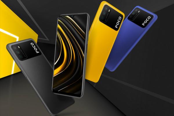 Gambar Xiaomi Poco M3, HP Android Entry Level Spesifikasi Gahar dengan SoC Snapdragon 662