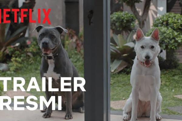 Gambar Film June & Kopi sudah bisa Ditonton di Netflix sejak 28 Januari 2021, Ini Sinopsis dan Trailernya