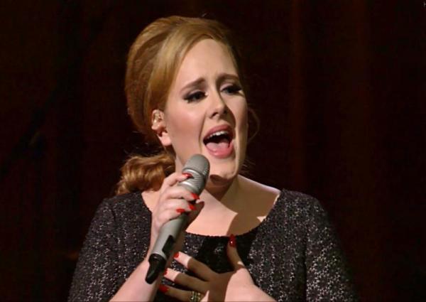 Foto Lirik dan Kunci Gitar / Piano Lagu Someone Like You - Adele