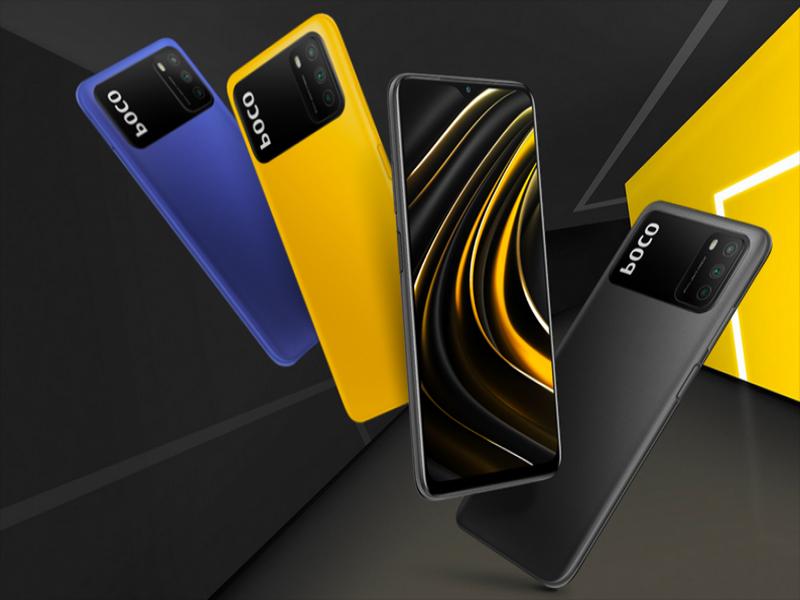 Foto Xiaomi Poco M3, HP Android Entry Level Spesifikasi Gahar dengan SoC Snapdragon 662