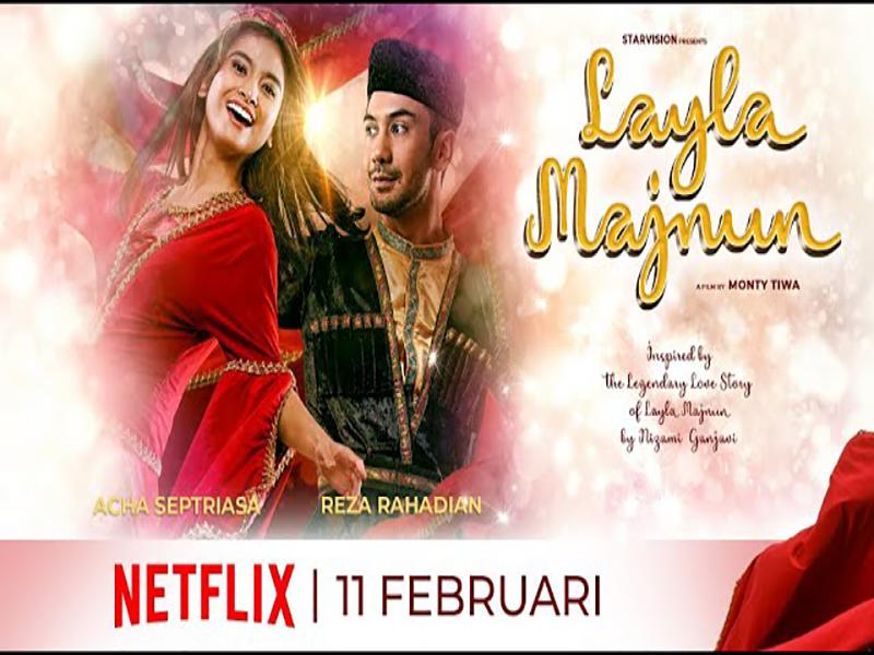 Foto Sarat Nuansa Azerbaijan, Film Layla Majnun Tayang Perdana di Netflix 11 Februari 2021